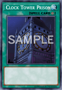 Clock Tower Prison Card Details Yu Gi Oh Trading Card Game Card Database